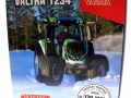 Wiking 42701995 - Valtra T234 Fastest Tractor Unlimited Karton Seite