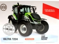 Wiking 42701995 - Valtra T234 Fastest Tractor Unlimited Karton vorne