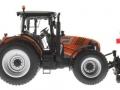 Wiking 71305 und 077389 - Claas Arion 640 Kommunal mit Traktorstreuer Schmidt Traxos FS 12