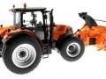 Wiking 71305 und 077390 - Claas Arion 640 Kommunal und Anbau-Frässchleuder