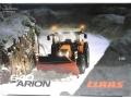 Wiking 71305 - Claas Arion 640 Kommunal - Edition 2014 Karton
