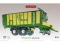 Wiking 7302 - Krone ZX 450 GL Karton vorne