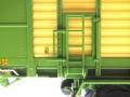 Wiking 7302 - Krone ZX 450 GL Leiter