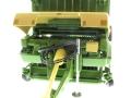 Wiking 7302 - Krone ZX 450 GL vorne nah
