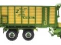 Wiking 7302 - Krone ZX 450 GL