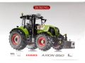 Wiking 7305 - Claas Axion 850 Karton vorne