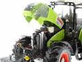 Wiking 7305 - Claas Axion 850 Motor links