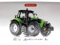 Wiking 7306 - DEUTZ-FAHR Agrotron TTV 630 Karton vorne