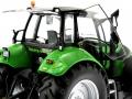 Wiking 7306 - DEUTZ-FAHR Agrotron TTV 630 Tür und Heckklappe offen