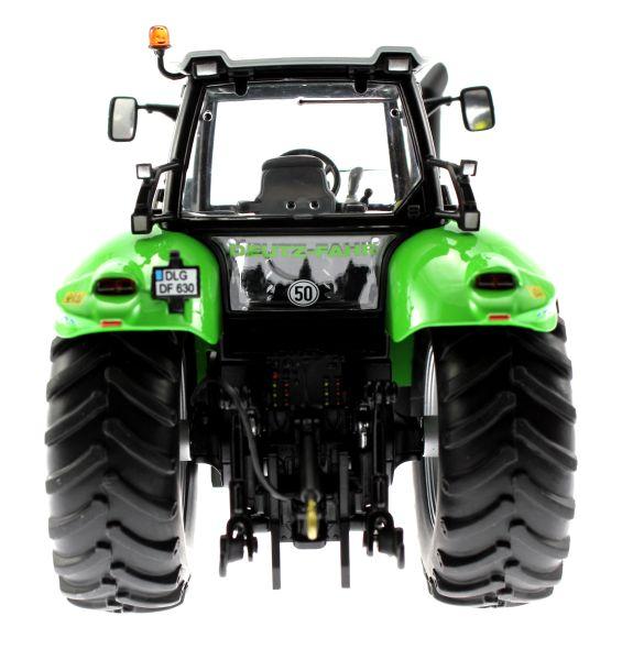 Wiking 7306 - DEUTZ-FAHR Agrotron TTV 630 hinten
