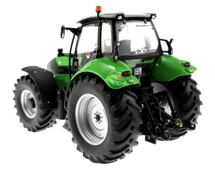Wiking 7306 - DEUTZ-FAHR Agrotron TTV 630 hinten links