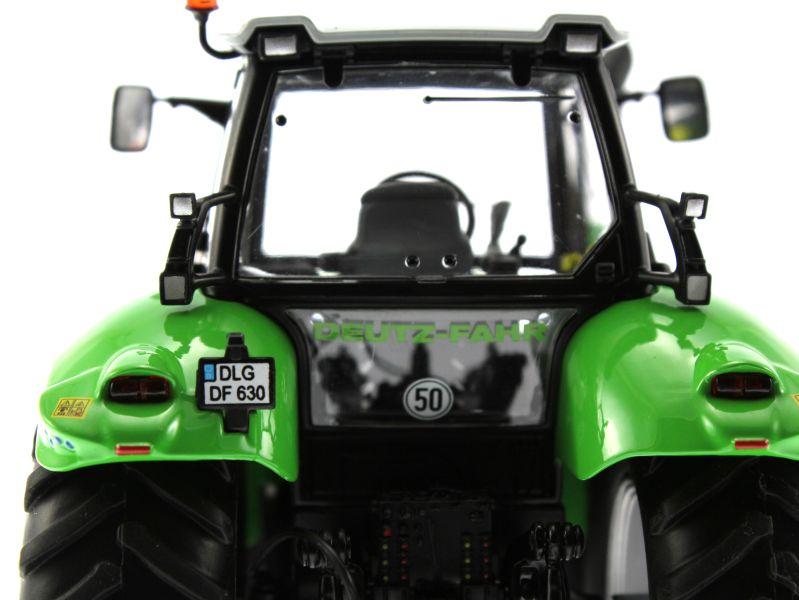 Wiking 7306 - DEUTZ-FAHR Agrotron TTV 630 hinten oben