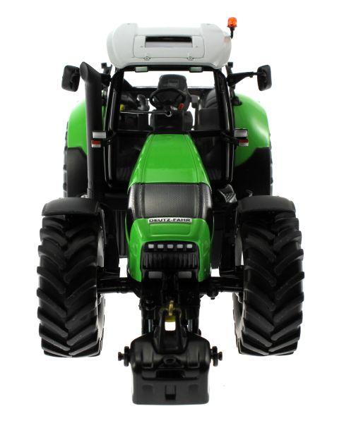 Wiking 7306 - DEUTZ-FAHR Agrotron TTV 630 oben vorne
