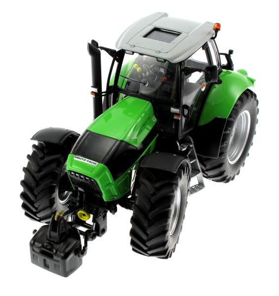 Wiking 7306 - DEUTZ-FAHR Agrotron TTV 630 oben vorne links