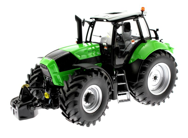 Wiking 7306 - DEUTZ-FAHR Agrotron TTV 630 vorne links