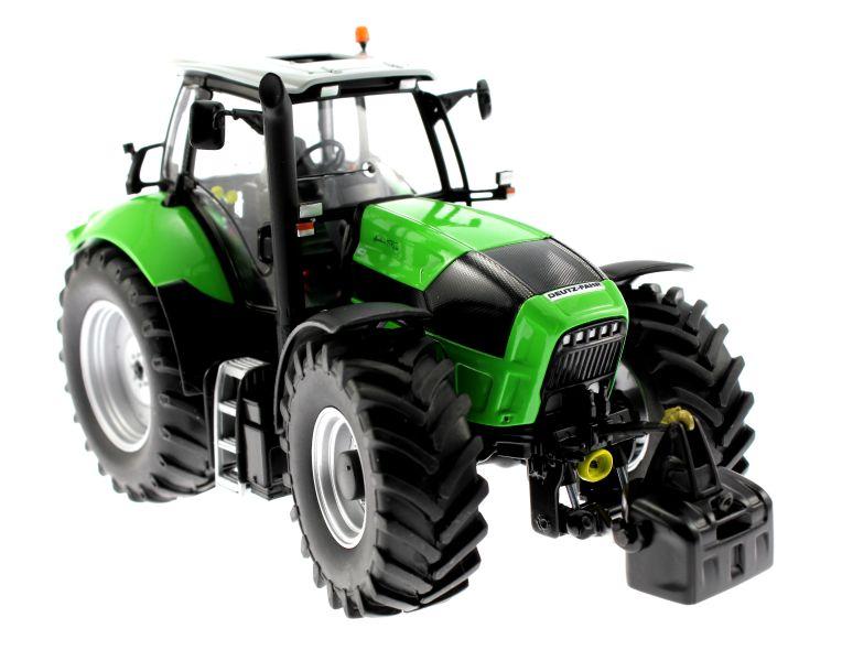 Wiking 7306 - DEUTZ-FAHR Agrotron TTV 630 vorne rechts