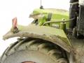 Wiking 7308 – Claas Xerion 5000 Trac VC verschmutzt hinten rechts nah
