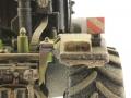 Wiking 7308 – Claas Xerion 5000 Trac VC verschmutzt Rückleuchte