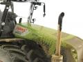Wiking 7308 – Claas Xerion 5000 Trac VC verschmutzt Auspuff