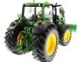 Wiking 7309 - John Deere Traktor 7430 hinten rechts