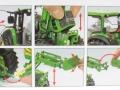 Wiking 7309 - John Deere Traktor 7430 Karton innen