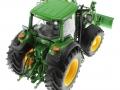 Wiking 7309 - John Deere Traktor 7430 oben hinten rechts