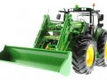 Wiking 7309 - John Deere Traktor 7430 unten vorne links