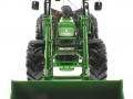 Wiking 7309 - John Deere Traktor 7430 vorne