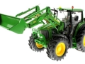 Wiking 7309 - John Deere Traktor 7430 vorne links
