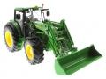 Wiking 7309 - John Deere Traktor 7430 vorne rechts