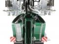 Wiking 7311 - Samson Fasswagen SG 28 vorne