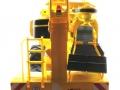 Wiking 7312 - ROPA EuroMaus 4 Rübenernter hinten