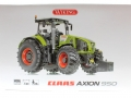 Wiking 7314 - Claas Axion 950 Karton vorne