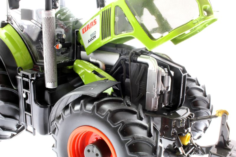 Wiking 7314 - Claas Axion 950 Motor rechts