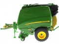 Wiking 7316 - John Deere Rundballenpresse 990 links