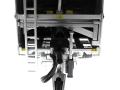 Wiking 7317 - Fliegl Abschiebewagen ASW 391 mit Überladeschnecke vorne