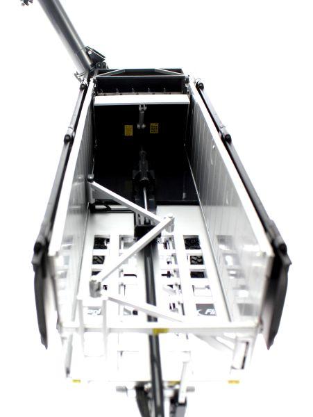 Wiking 7317 - Fliegl Abschiebewagen ASW 391 mit Überladeschnecke vorne oben