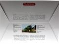 Wiking 7318 - John Deere 6125 R Karton hinten