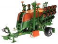 Wiking 7319 - Amazone Sämaschine EDX 6000 TC vorne links