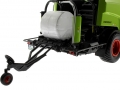 Wiking 7320 - Claas Rollant 455 Uniwrap Heckrad