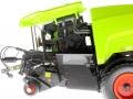 Wiking 7320 - Claas Rollant 455 Uniwrap Motor vom Presswerk