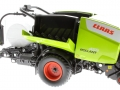 Wiking 7320 - Claas Rollant 455 Uniwrap Presse links