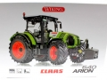 Wiking 7324 - Claas Arion 640 Karton vorne