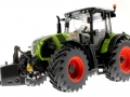 Wiking 7324 - Claas Arion 640 unten vorne links
