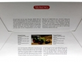 Wiking 7325 - Claas Arion 650 mit Frontlader Karton hinten