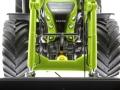 Wiking 7325 - Claas Arion 650 mit Frontlader vorne unten