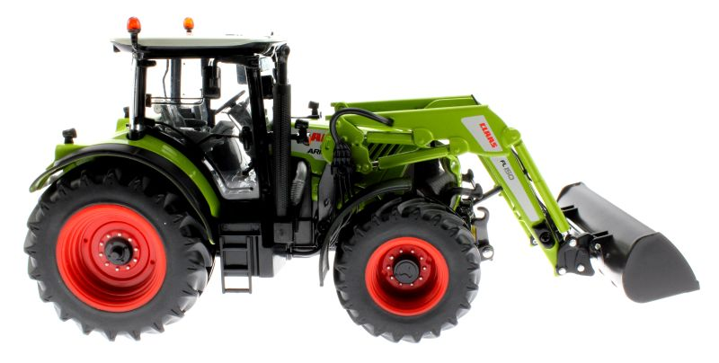 Wiking claas arion mit frontlader