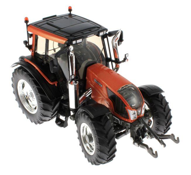 Wiking  - Valtra N143 HT3 Unlimited Sondermodell Agritechnica 2015 oben vorne rechts