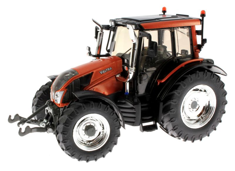 Wiking  - Valtra N143 HT3 Unlimited Sondermodell Agritechnica 2015 vorne links