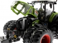 Wiking 7328 - Claas Axion 950 mit Zwillingsreifen Motor links